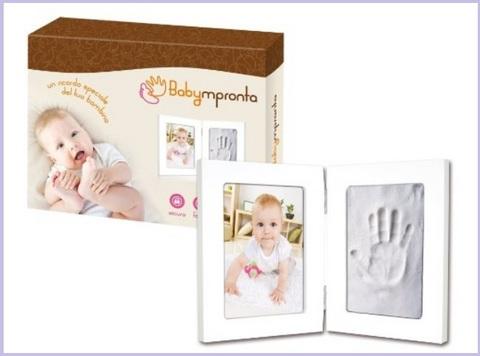Bomboniere battesimo foto con impronta grandi sconti for Pannello portaoggetti neonato amazon