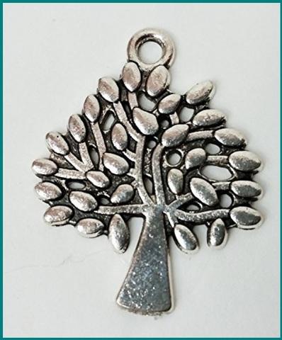 Bomboniere cresima albero della vita in argento