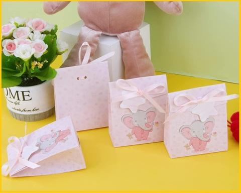 Bomboniere Bambina Compleanno Elefante