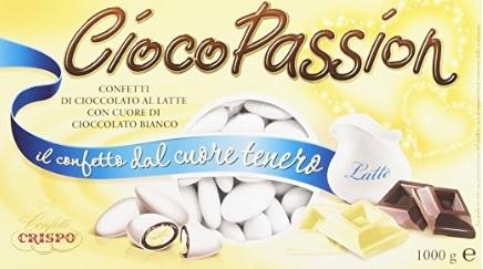 Confetti Cioccolato Al Latte E Cuore Ripieno