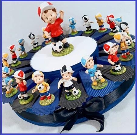 Bomboniera pallone da calcio