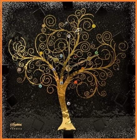 Bomboniere comunione orologio e albero della vita