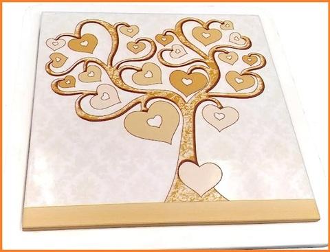 Bomboniera a forma di libro in ceramica cresima