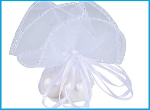 Bomboniera cresima con confetti sacchetti