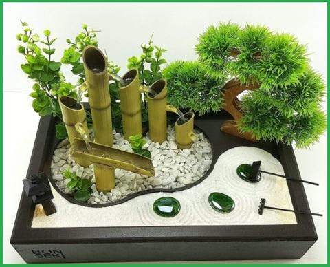 Bonsai giardino zen