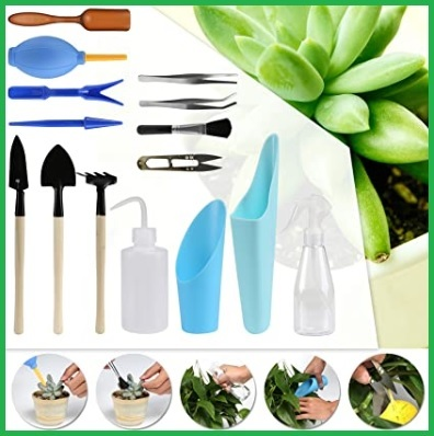 Bonsai giardinaggio strumenti