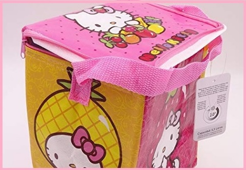Borsa frigo disney hello kitty