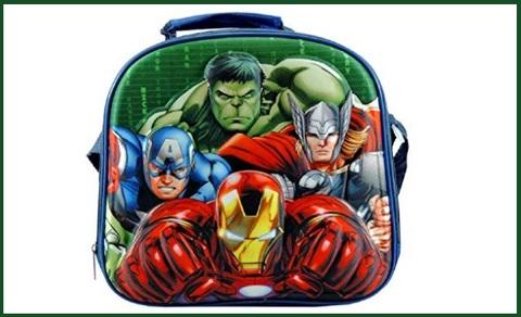 Borse Porta Pranzo Avengers Termica
