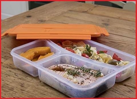 Borsetta porta pranzo termica per lavoro