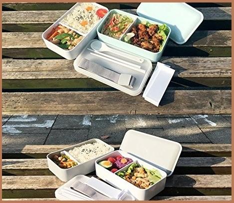Porta pranzo ermetico con posate