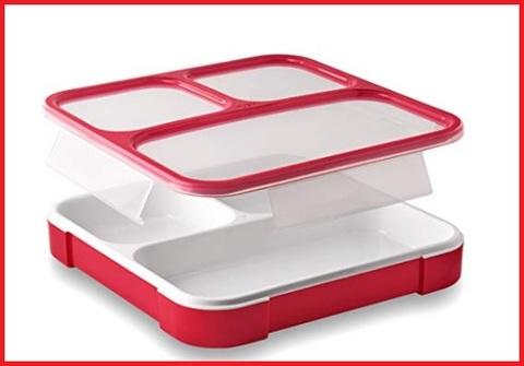 Porta pranzo ermetico silicone