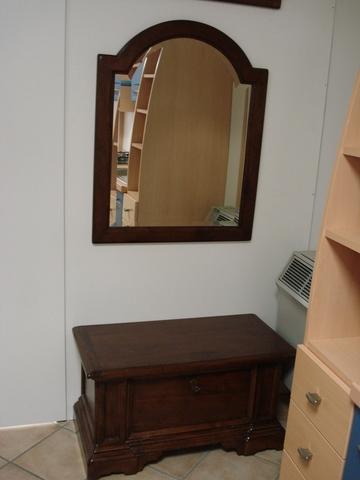 Cassapanca+specchio