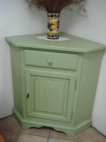 Angoliera decapè verde antico