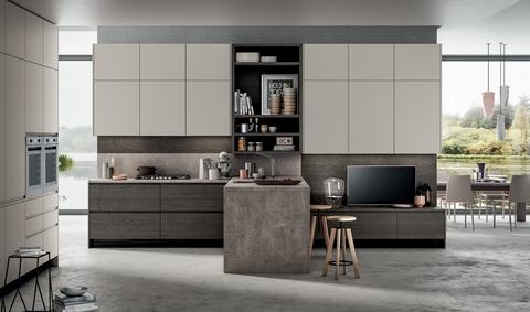Cucina modello wega frontali sp. 23 mm