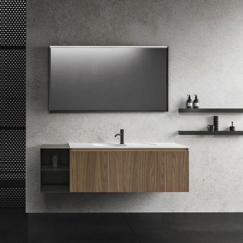Mobile per bagno componibile