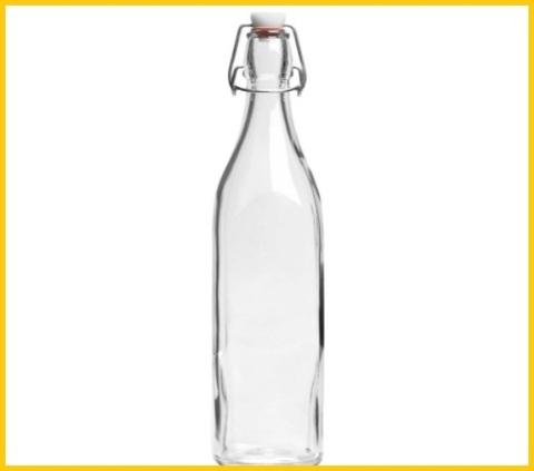 Bottiglia vetro 1 litro
