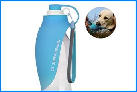 Bottiglia Viaggio Per Cani Esterno