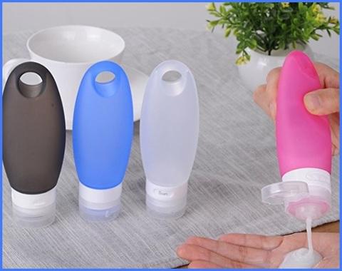 Bottiglie Da Viaggio Approvate Tsa