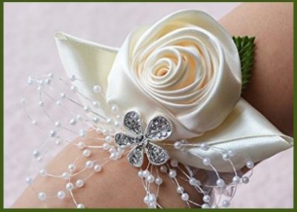 Bouquet Da Polso Per Damigelle