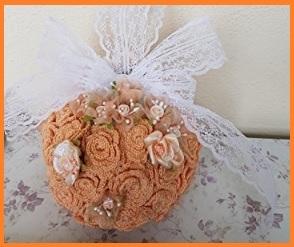 Bouquet Uncinetto Roselline