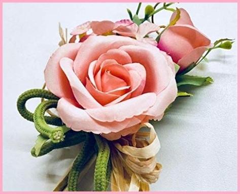 Bouquet Bomboniera Rosa