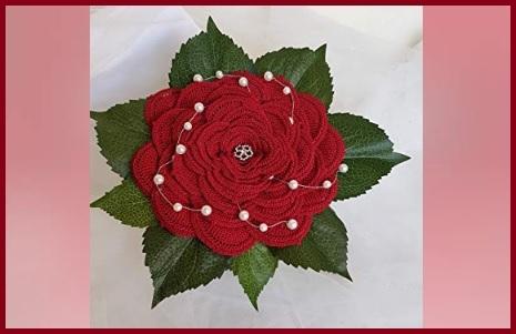 Bouquet Uncinetto Matrimonio Tradizionale