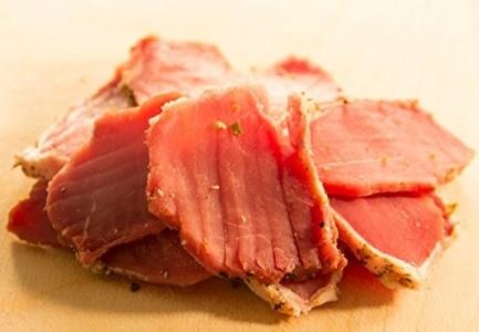 Bresaola maiale filetto toscano tenero e dolce