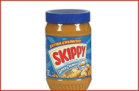 Burro Di Arachidi Crunchy Skippy