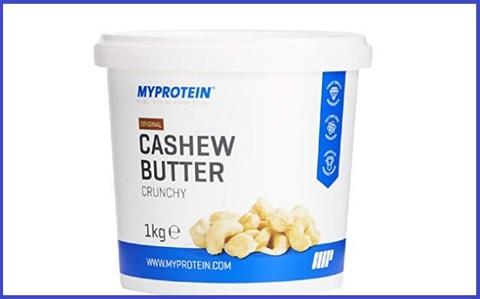 Burro di arachidi myprotein croccante