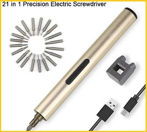 Cacciaviti Precisione Elettrico
