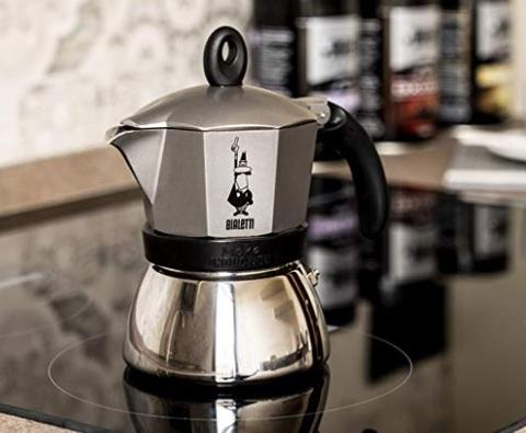 Caffetteria induzione 3 tazze