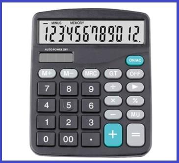 Calcolatrice Da Tavolo Grande