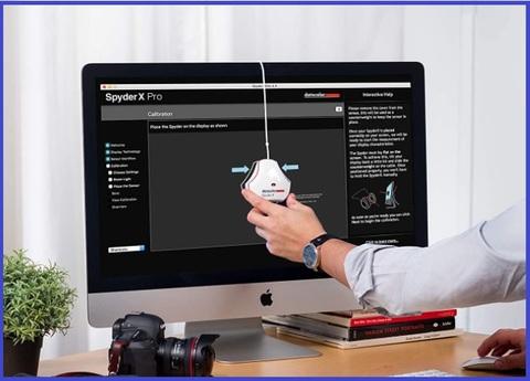 Calibratore monitor pc