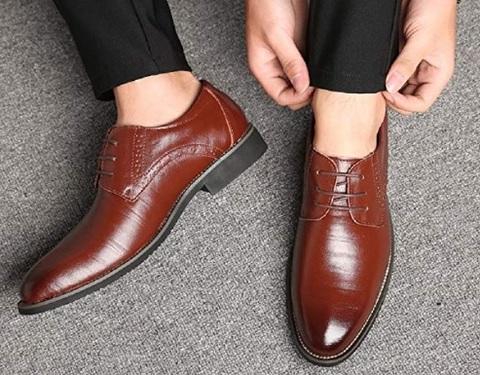 Scarpe Classiche In Stile Inglese