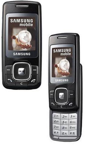Samsung sgh m610 blu eu