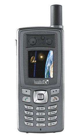 Thuraya sg-2510 satellitare