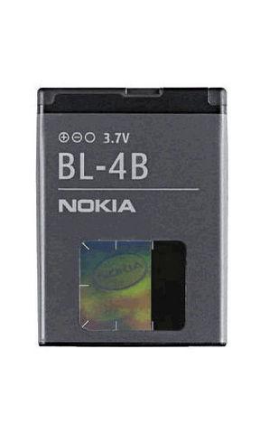 Nokia batteria bl-4b black