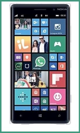 Nokia lumia 830 16 gb
