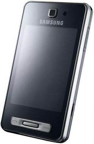 Samsung sgh-f480 black tim