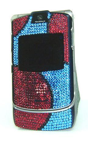Motorola v3 glitter