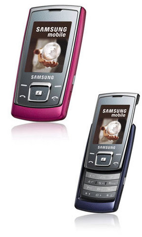 Samsung Sgh E840 Edge