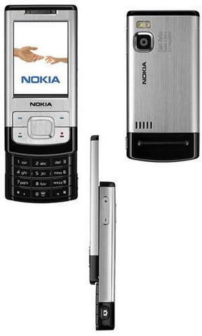 Nokia 6500 Slide Umts