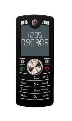 Motorola motofone