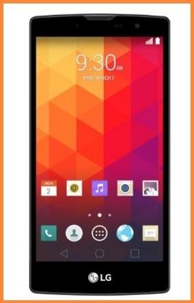 Lg magna smartphone 8gb