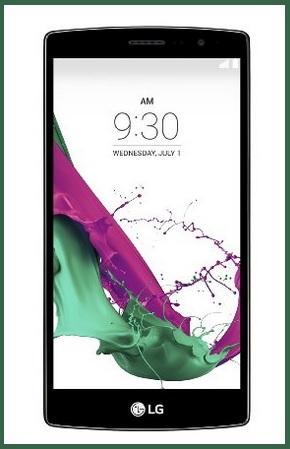 Lg g4s smartphone