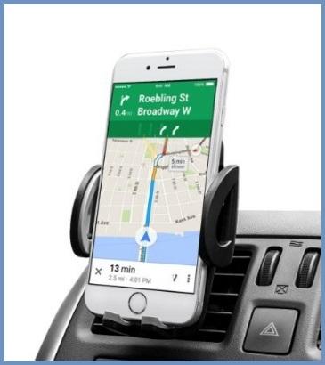 Supporto auto universale per telefono