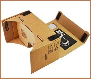Cardboard Costruire Vr