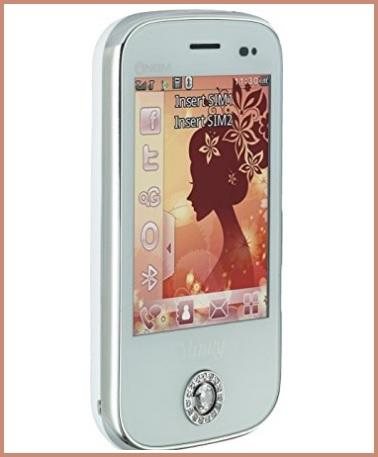 Smartphone Ngm Vanity Swarovski Zirconia