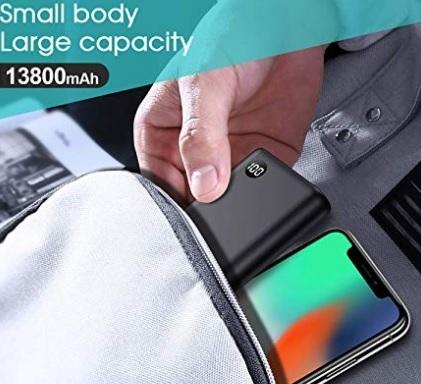 Batteria portatile cellulare carica veloce