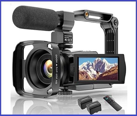 Camcorder professionale digitale